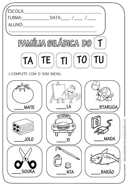 Que Es La Lectoescritura Ejercicios Dinamicos Para Niños